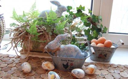 Тильда пасхальный кролик: мини