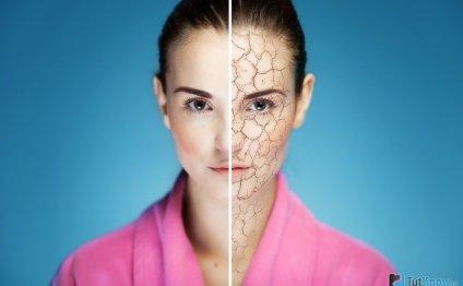 Проблема обезвоженной кожи