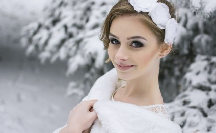 Правила зимнего макияжа
