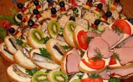 Рецепты бутербродов на день