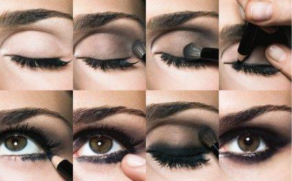 Smoky eyes: как наносить и