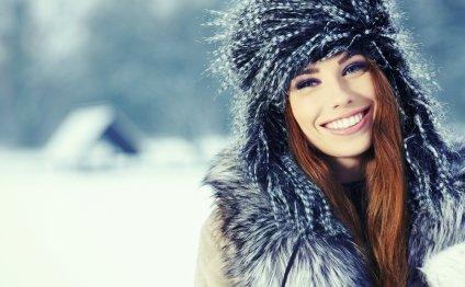 Уход за волосами в зимний
