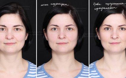 урок естественного макияжа