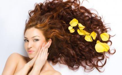 Уход за волосами при