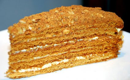 Вкусные рецепты тортов в