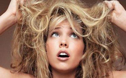 Лечение ломких волос